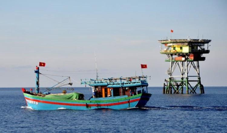 Nhà giàn DK1: Điểm tựa cho ngư dân ở thềm lục địa phía Nam Tổ quốc