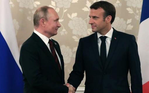 Pháp sẵn sàng đối thoại về đề xuất cấm triển khai tên lửa ở châu Âu