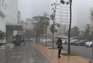 Thời tiết ngày 30-11: Không khí lạnh gây mưa to ở Trung Bộ