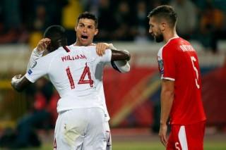 Bốc thăm VCK EURO 2020: Ronaldo và Bồ Đào Nha có thể vào bảng tử thần