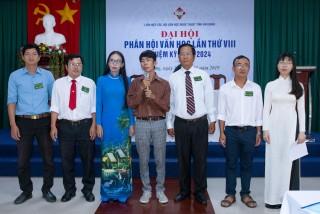 Đại hội Phân hội Văn học An Giang, nhiệm kỳ 2019 -2024
