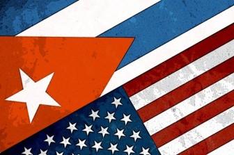 Cuba và EU phản đối các biện pháp cưỡng chế ngoài lãnh thổ của Mỹ