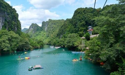 Quảng Bình: Phong Nha - Kẻ Bàng điểm đến trải nghiệm hàng đầu tại Việt Nam