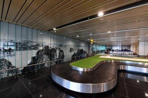 Thiết kế ấn tượng của sân bay Vân Đồn vừa đạt giải quốc tế