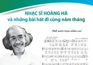 Nhạc sĩ Hoàng Hà và những bài hát đi cùng năm tháng