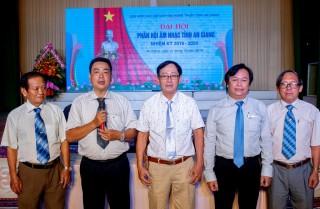 Đại hội Phân hội Âm nhạc tỉnh An Giang, nhiệm kỳ 2019- 2024