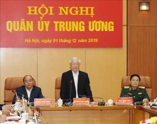 Quân ủy Trung ương tổng kết công tác quân sự, quốc phòng năm 2019