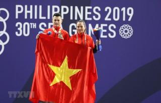 SEA Games 30: Đoàn thể thao Việt Nam tiếp tục nhận tấm HCV thứ 7