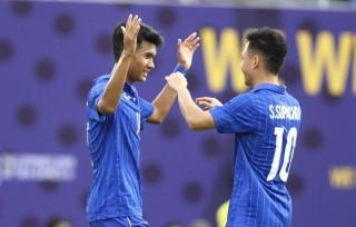 Thắng Singapore, U22 Thái Lan gây sức ép lên trận Việt Nam-Indonesia