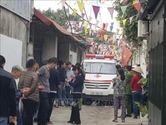 Nhà dân bị cháy lớn lúc rạng sáng, ba bà cháu tử vong thương tâm