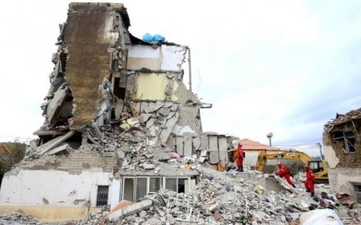 Albania dừng chiến dịch tìm kiếm người sống sót sau động đất