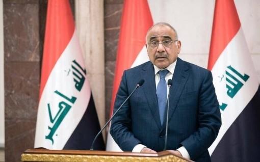 Thủ tướng Iraq Adel Abdul Mahdi xin từ chức