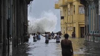 Mỗi năm có 20 triệu người di cư do khủng hoảng khí hậu