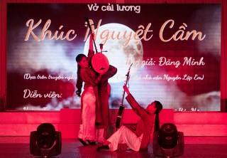 Trung tâm Văn hóa nghệ thuật An Giang: Diễn báo cáo vở cải lương tham dự Hội thi sân khấu cải lương Hương sắc Cửu Long
