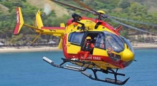 Máy bay trực thăng cứu hộ gặp nạn, 3 người thiệt mạng