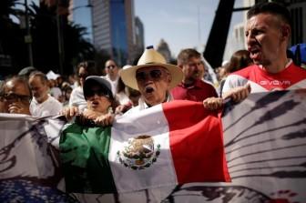 Băng đảng đấu súng cảnh sát tại Mexico, 20 người thiệt mạng