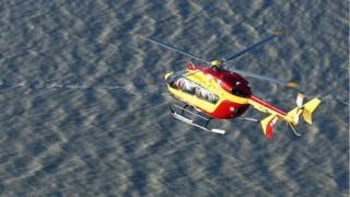 Rơi máy bay cứu hộ tại miền Nam nước Pháp, 3 nhân viên thiệt mạng