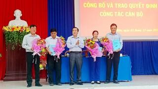 Hội nghị Ban Chấp hành Đảng bộ huyện Tịnh Biên