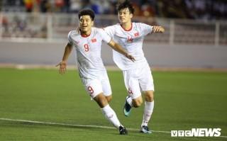 Đức Chinh ghi bàn, U.22 Việt Nam thắng sít sao U.22 Singapore