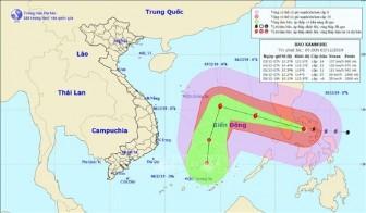 Cung cấp các bản tin dự báo kịp thời, sát thực tế để ứng phó với bão Kammuri