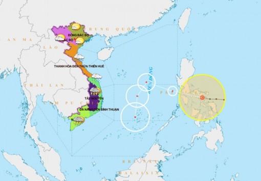 Bão Kammuri hoành hành ở Philippines, sắp tiến vào Biển Đông
