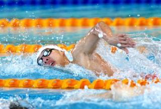 Kình ngư tuổi teen giúp bơi Việt Nam có HCV, phá kỷ lục SEA Games