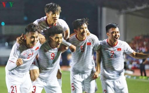 Cục diện bảng B SEA Games 30: U22 Việt Nam vẫn có nguy cơ bị loại