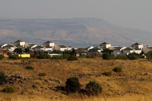 Liên Hợp Quốc yêu cầu Israel rời khỏi Cao nguyên Golan