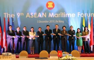 Diễn đàn Biển ASEAN lần thứ 9 chính thức khai mạc tại Đà Nẵng