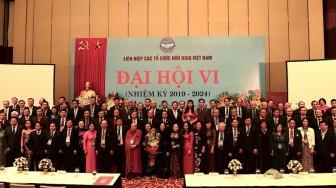 Bà Nguyễn Phương Nga đắc cử Chủ tịch Liên hiệp các tổ chức hữu nghị