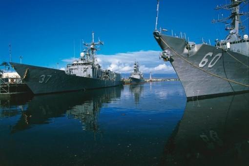 Xả súng ở căn cứ quân sự Trân Châu Cảng của Mỹ khiến 3 người bị thương