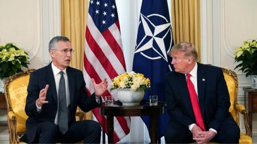 Tuyên bố chung của NATO nhắc tới Trung Quốc