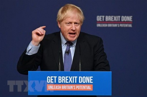 Thủ tướng Anh cam kết sẽ thúc đẩy Brexit đúng hạn nếu tái đắc cử