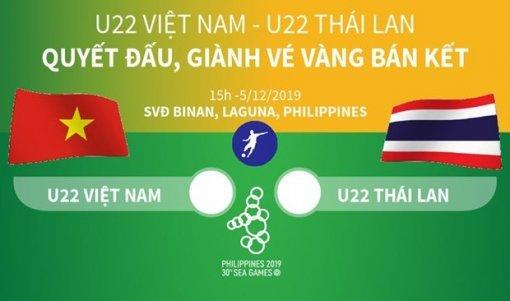 Tiến Linh tỏa sáng, U22 Việt Nam tiễn U22 Thái Lan về nước