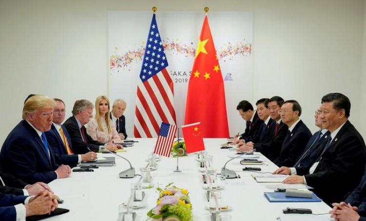 Mỹ-Trung đều chưa chốt thời gian cụ thể cho thỏa thuận thương mại