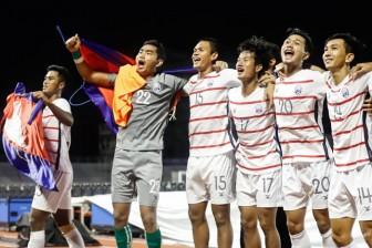 Đối thủ U22 Việt Nam: U22 Campuchia thực sự đáng gờm