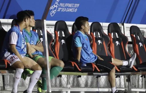 SEA Games 30: Quang Hải cần ít nhất 2 tuần để phục hồi