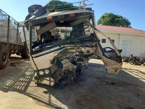 Tai nạn thảm khốc ở Gia Lai, 6 người thương vong