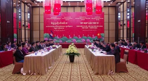 Phối hợp tu bổ, tôn tạo các Đài hữu nghị Việt Nam–Campuchia