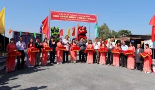 Khánh thành cầu Đình xã Bình Thạnh Đông