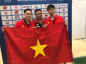 SEA Games 30: Bóng bàn đem về HCV thứ 40, Judo mang về HCV thứ 41