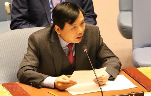 Việt Nam đồng tổ chức phiên thảo luận bên lề HĐBA về gìn giữ hòa bình