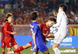 Kiên cường đánh bại Thái Lan, tuyển bóng đá nữ Việt Nam vô địch SEA Games 30