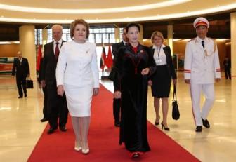 Hợp tác liên nghị viện giữa LB Nga và Việt Nam ngày càng phát triển
