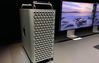 Apple xác nhận sắp phát hành ra thị trường siêu máy tính Mac Pro