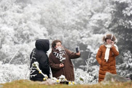 Dự báo thời tiết 8-12, Bắc Bộ nhiều nơi dưới 3 độ, Hà Nội buốt lạnh 8 độ