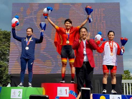 Thể thao An Giang đoạt 3 huy chương vàng SEA Games 30
