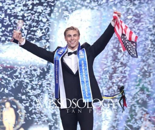 BTV VTV dừng chân top 20, người mẫu Mỹ đăng quang Nam vương 2019