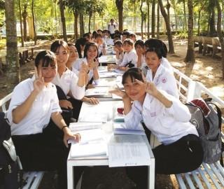 Đảm bảo môi trường giáo dục an toàn, lành mạnh, thân thiện, phòng chống bạo lực học đường