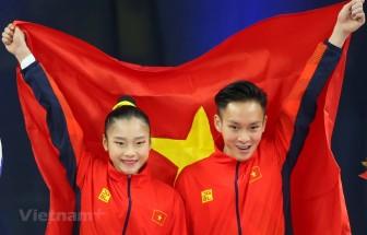 SEA Games 30: Đoàn Việt Nam giành 14 HCV trong ngày 9-12